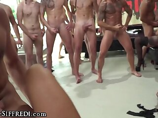 RoccoSiffredi Euro Sex Party With DP Anal Girl On Girl & MORE