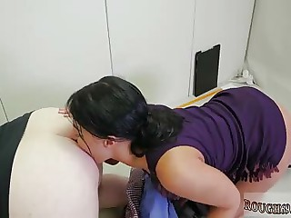 Teen rough facial and latex tape bondage sex Talent Ho