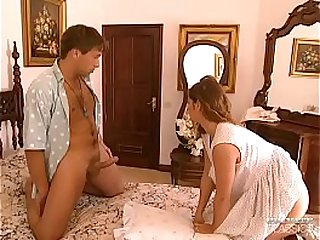 Aniko Enjoys Anal Sex with a Friend