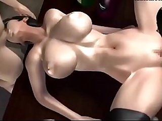 3D Busty Anime Slut Best Hentai Fuck