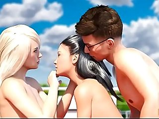 Mother and Daughter Fucking with her Stepson Family Sex - Best Adult Game Here: http://bit.ly/398HZbm