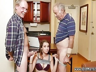 Old couple fucking young swinger and boss Introducing Dukke