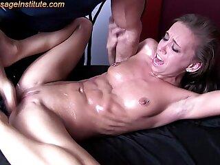 Petite Teen has Big Orgasms