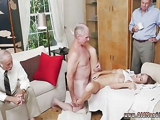 Old guy two girls and old swinger couples Molly Earns Her