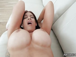 Milf makes young cum and vintage classic taboo Ryder Skye