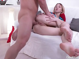 FIRSTANALQUEST.COM - FIRST TIME ANAL SEX FOR RUSSIAN TEEN GIRL BEATA ROUGE