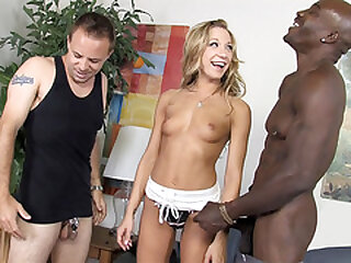 Amy Brooke Wants Anal Sex In Front Of Her Cuckold Boyfriend