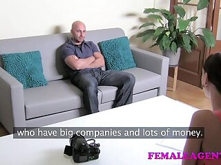 FemaleAgent HD Big cock casting