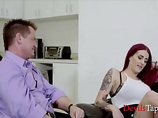 Big tits office bitches- Tana lea