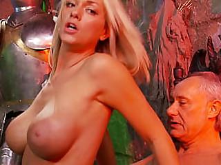 Only3x Network presenting - fresh hardcore scene with pornstar Chloe Conrad  - Group Sex, Older Man, Blonde, Facial Cumshot, Big Boobs, Nylons/Pantyhose, Shaved Pussy, Pornstar, Heels, 4K Ultra HD, European