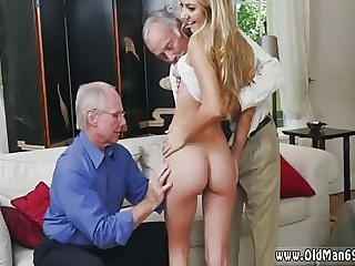 Old chub and russian young fuck mom It took some